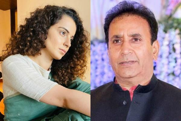anil deshmukh received threat calls on kangana s statement