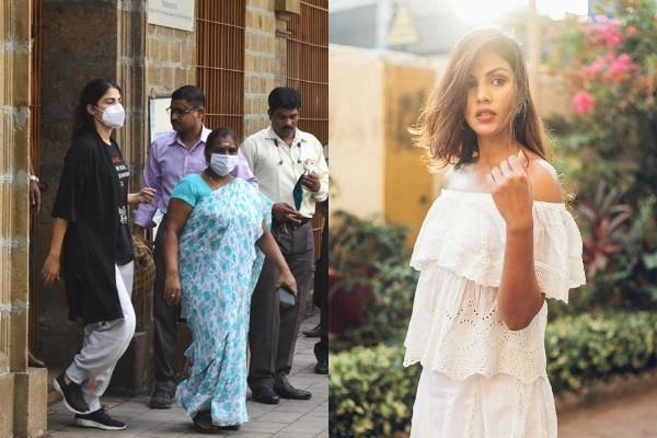 no special treatment given to rhea chakraborty in byculla jail