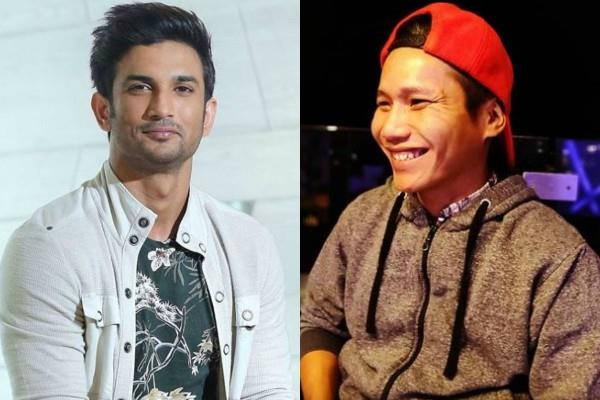 sushant singh rajput had a big fight with samuel haokip on the night
