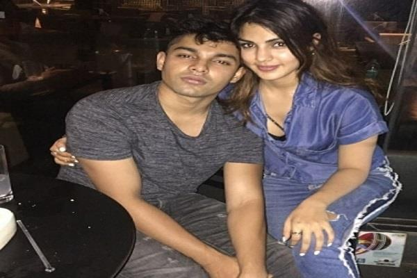 rhea chakraborty and showik chakraborty bail plea hearing today in drugs case