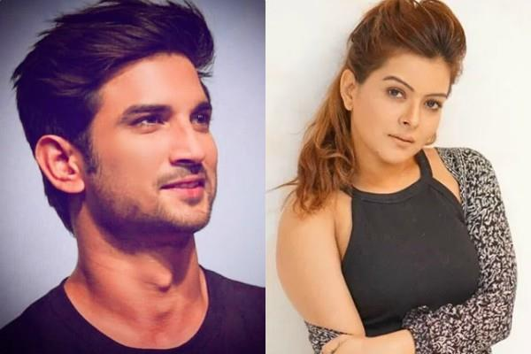 shilpa raizada angry on bollywood stars for did not demand justice for sushant