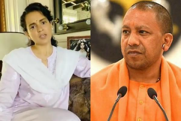 kangana ranaut said cm yogi we want justice like hyderabad rape case