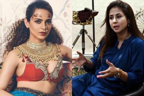 urmila matondkar furious over kangana for drug comments