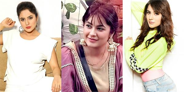 bigg boss ex contestant shehnaz gill transformation shocked fan