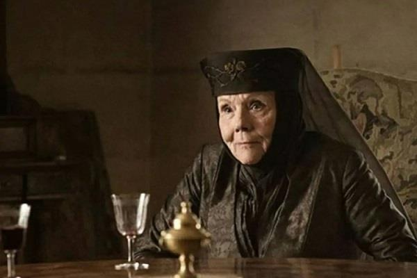 game of thrones actress diana rigg dies at 82 due to cancer