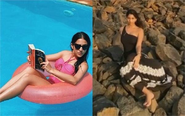 sara ali khan and suhana khan instagram photos