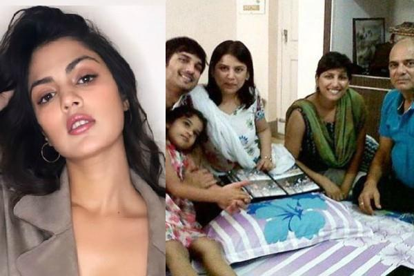 lawyer maneshinde said rhea will take legal action against sushant s family