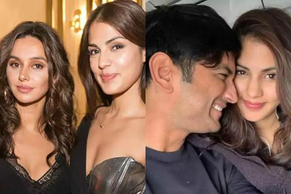 farhan akhtar girlfriend shibani dandekar support rhea chakraborty
