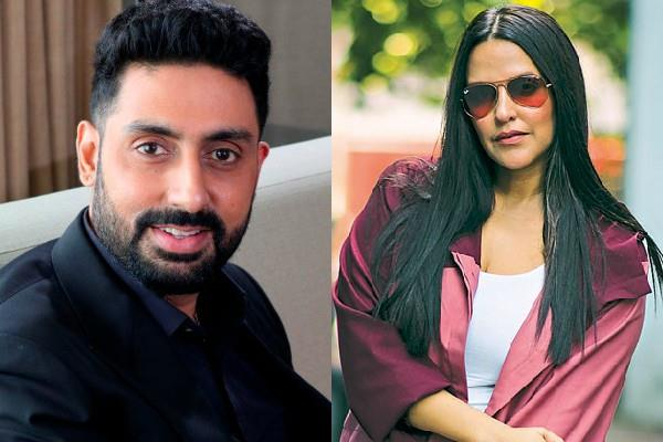 abhishek bachchan turns down neha dhupia invitation of no filter neha show