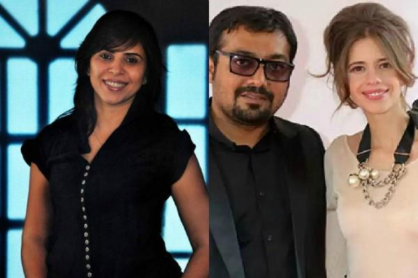 anurag both ex wife aarti bajaj and kalki koechlin came in support