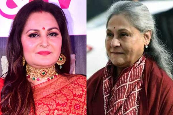 jaya prada angry at jaya bachchan statements