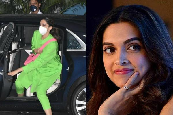 deepika to arrive in mumbai for ncb probe police deploys additional security