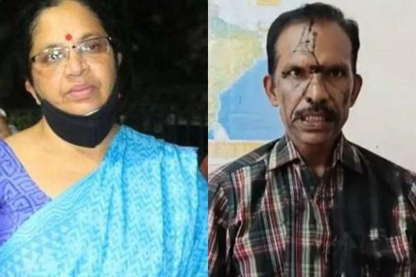 dubbing artist bhagyalakshmi against case files putting motor oil vijay p nayar