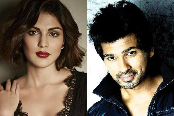 nikhil dwivedi expressed desire to work with rhea said when it all end