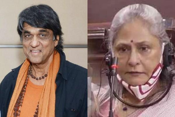 mukesh khanna angry on jaya bachchan statment on drug in bollywood
