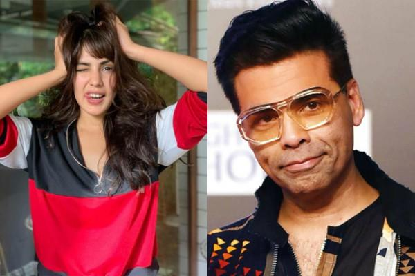 after rhea revelations karan johar may be questioned by ncb about drug party