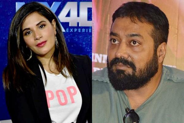 richa reprimanded users for dragging her name in anurag kashyap controversy