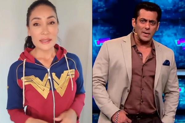 sofia hayat targets bigg boss 14 and appeal sushant singh fans to boycott