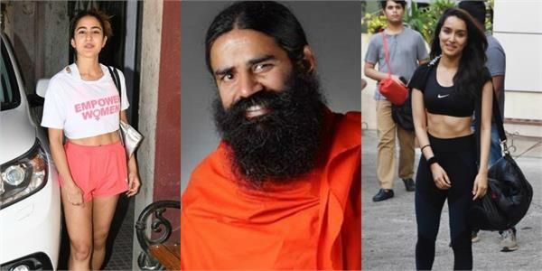 drug case yoga guru baba ramdev advice to deepika shraddha and sara