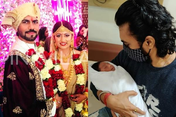 utran  fame gaurav chopra and his wife welcomed baby boy