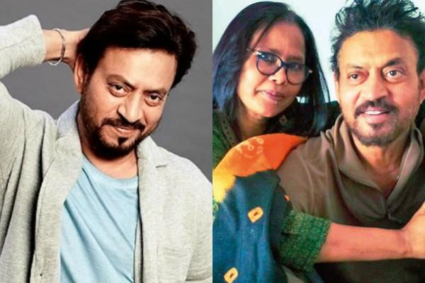 irrfan khan wife sutapa said actor wanted a daughter on my second delivery