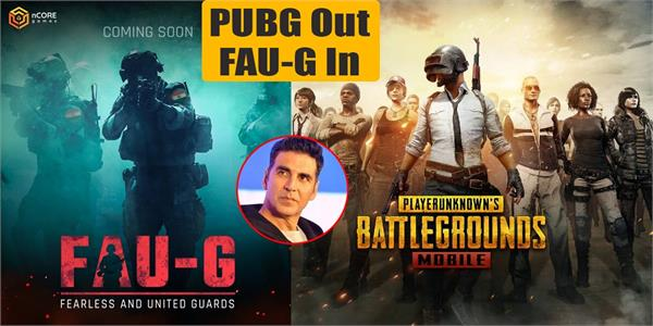 after pubg ban in india akshay kumar launched action game faug