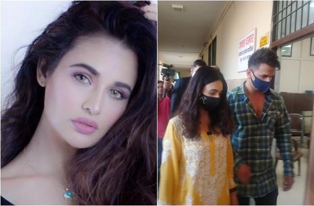 yuvika chaudhary arrested for using casteist slur in video granted interim bail