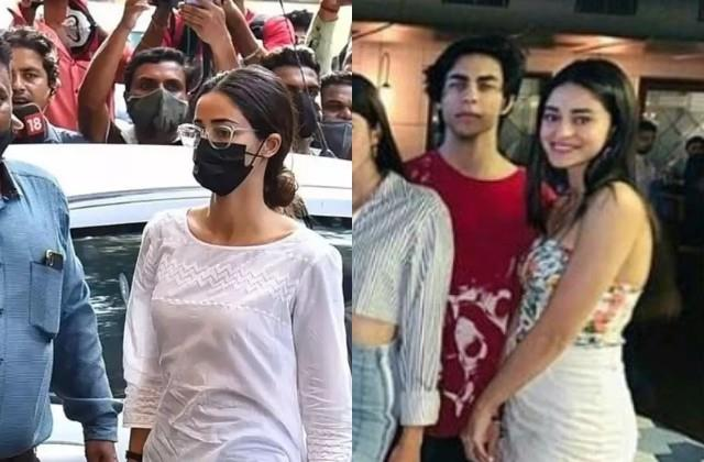 aryan khan drugs case ncb grill ananya panday more than 2 hours