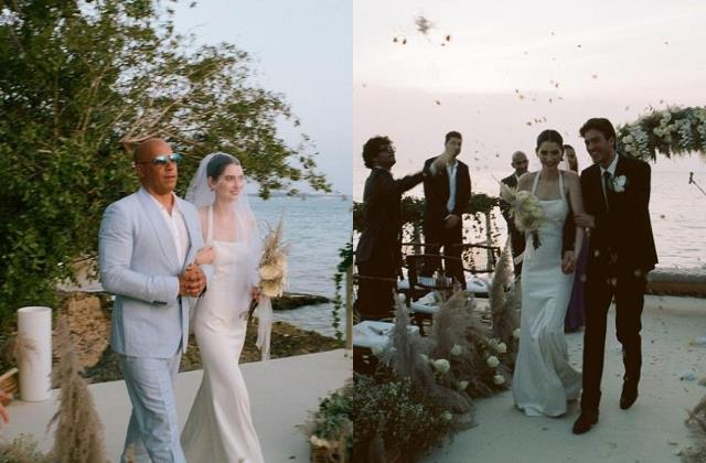vin diesel play father role in late actor paul walker daughter wedding