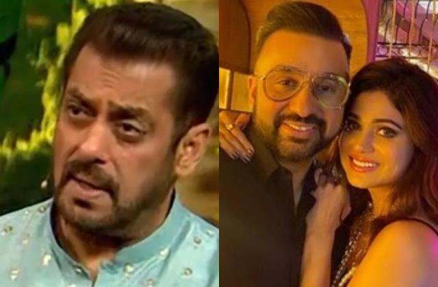 salman khan says raj kundra samajh gaya shamita shetty gave that reaction