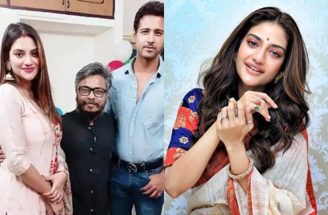 nusrat jahan hint she already married with yash dasgupta