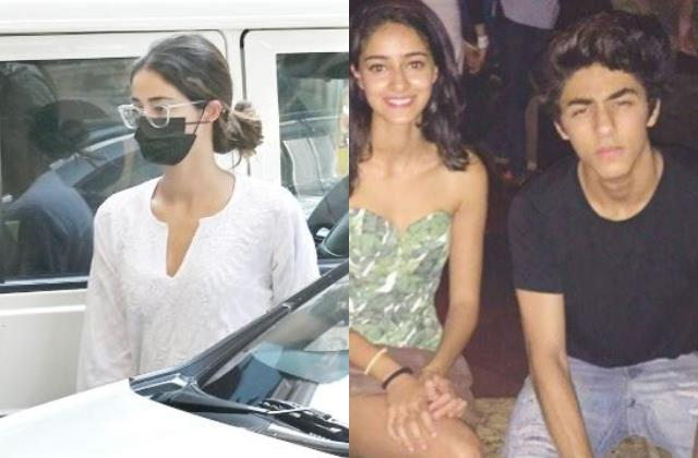 drugs case ananya panday grilled by ncb for 4 hrs summoned again on october 25