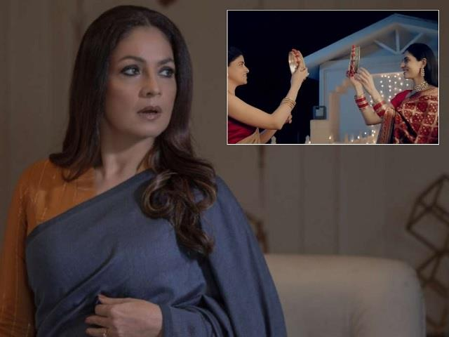 pooja bhatt slams company for taking down an ad featuring lesbian couples