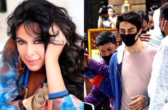 drug case pooja bedi calls aryan khan innocent kid