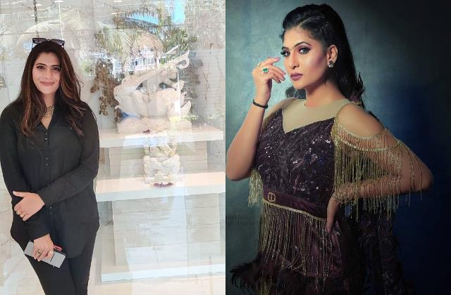 actress neha saxena made serious allegations against malayalam filmmaker