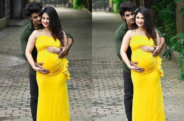 kumkum bhagya fame ruchi savarn got maternity photoshoot
