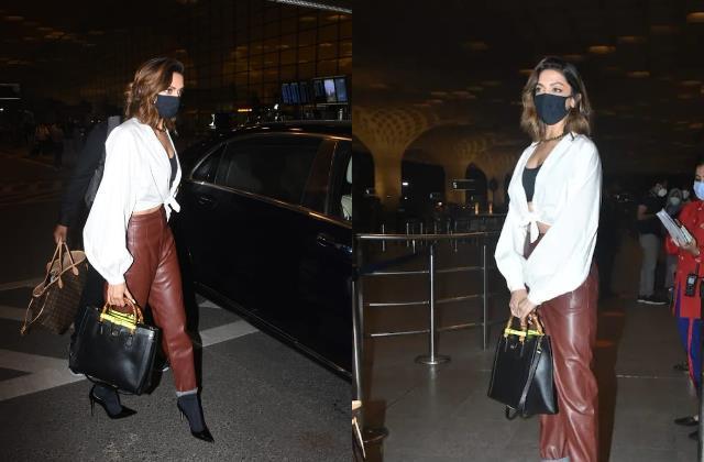 deepika padukone most stylish appearance at airport