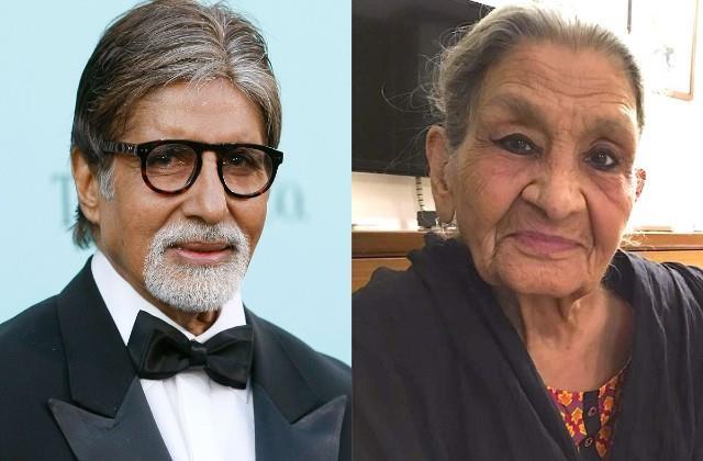 नहीं रहीं एक्ट्रेस फर्रुख जाफर, अमिताभ के साथ 'गुलाबो सिताबो' में किया था काम