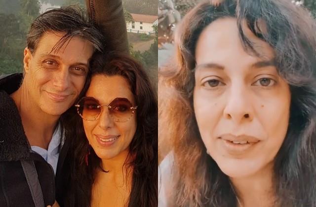 pooja bedi and her fiance got corona positive