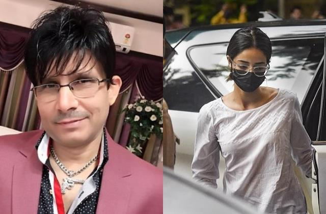 ananya not appear ncb on third day krk said if actress gone she would arrested