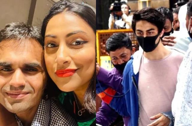 aryan khan case sameer wankhede wife kranti wankhede press conference