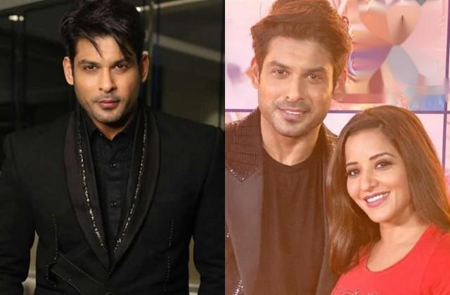 monalisa got emotional after completing one month of siddharth shukla demise