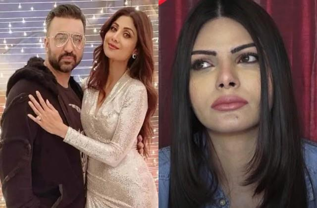 shilpa shetty and raj kundra file defamation case against sherlyn chopra