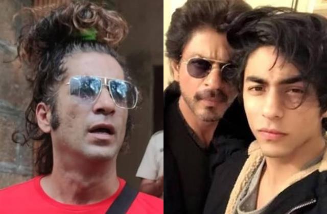 shahrukh khan co star puneet vashisht comment aryan khan arrest