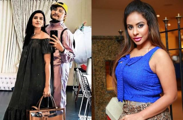 sri reddy made shocking disclosure about news of samantha affair with preetham