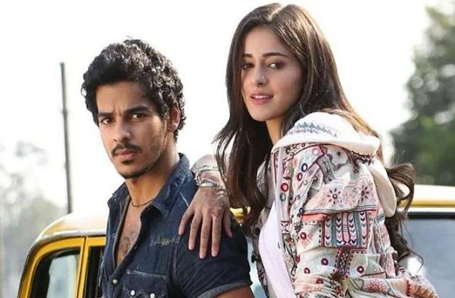 ishaan khatter came in support of ananya pandey trapped in drugs cas