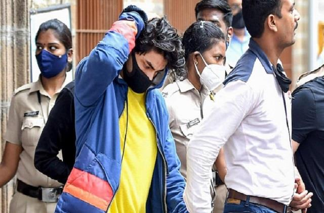 aryan khan reaction after court once again rejected his bail