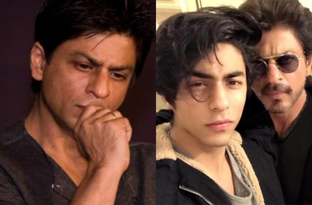 shahrukh ask officer is he gave home food to son aryan in arthur road jail