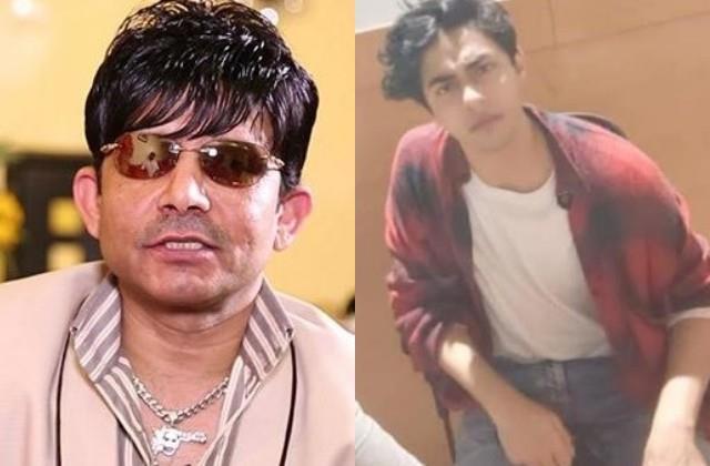 krk furious at ncb for aryan khan drug case