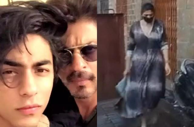 shahrukh khan manager pooja dadlani reached ncb office